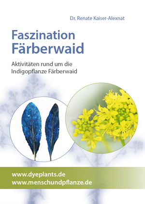 Falzflyer 'Faszination Färberwaid'